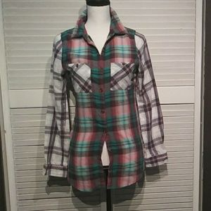 Adorable Fitted Flannel